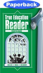Cover of True Education Reader: 4th Grade