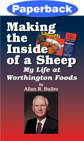 Cover of Making the Inside of a Sheep