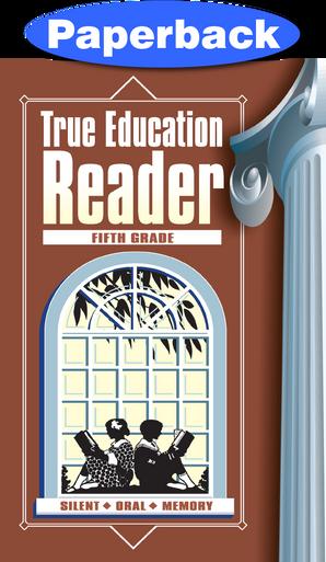 Cover of True Education Reader: 5th Grade