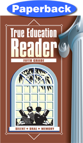 Cover of True Education Reader: 5th Grade