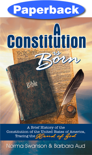 Cover of A Constitution is Born