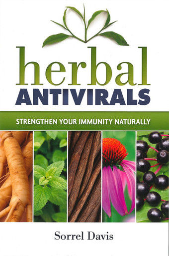 Front of Herbal Antivirals
