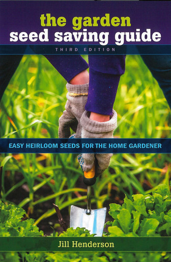 Cover of Garden Seed Saving Guide, The