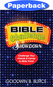 Cover of Bible Challenge Showdown