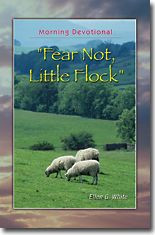 Fear Not, Little Flock / White, Ellen G.
