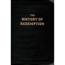 History of Redemption - Giant Leather w/ Zipper