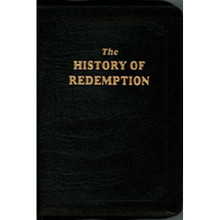 History of Redemption - Large Leather w/ Zipper