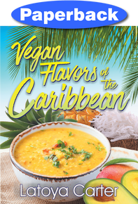 Cover of Vegan Flavors of the Caribbean