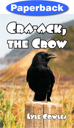 Cover of Cra-Ack, The Crow