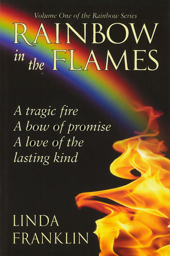 Cover of Rainbow in the Flames