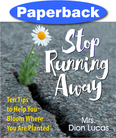 Cover of Stop Running Away