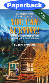 Cover of You Can Survive!