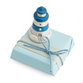 Decorated Baby Chocolate/Light House