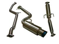 Tsudo 20011-14 scion tc Titanium tip Catback exhaust