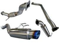 Honda Civic Si K24 Tsudo Bellmouth Header Full Exhaust exhaust