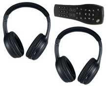 Chevy Tahoe  Headphones and DVD Remote (2007-2011)