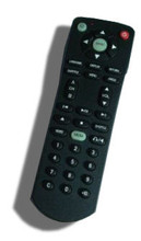 Lincoln MKX DVD Remote Control