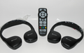 Uconnect headphones and remote for your Chrysler Town and Country