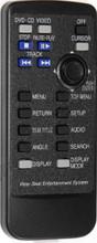 DVD Remote for 2006-2011 Subaru Tribeca