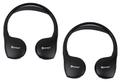 Chrysler Town & Country VES Headphones - 2  DVD player Fold-Flat Headphones