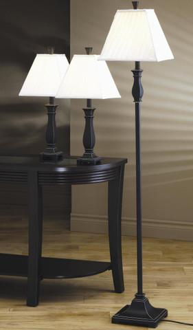 Lamps 3 piece monica accent lamp set image 1