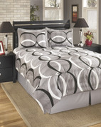 The Primo - Alloy Bedding Set