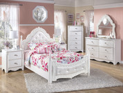 The French Exquisite Youth  Bedroom Collection