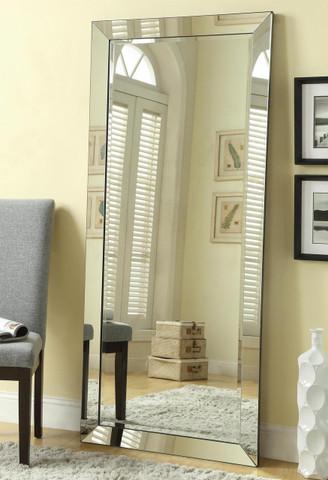Contemporary Floor Mirror - Miami Direct Furniture