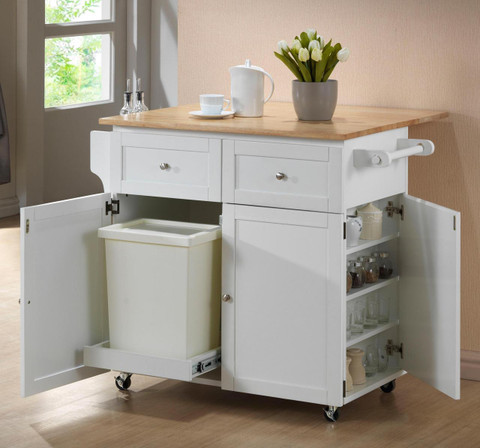 wc with unfinished cart block kitchen international concepts butcher p top carts