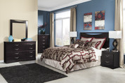 The 6 Piece Zanbury Bedroom Collection Package