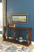 The Alymere Collection Sofa Table