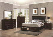 The Jaxson 7pc Storage Bedroom Collection
