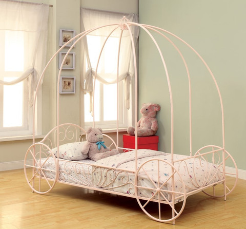 ... Massi Youth Canopy Bed. Image 1 & Massi Youth Canopy Bed - Miami Direct Furniture