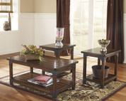 The 3pc Murphy Occasional Tables