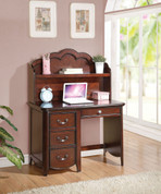 The Cecilie Cherry Youth Bedroom Student Desk