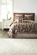 The Aiza Comforter Collection