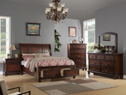 The 7pc Margaret Storage Bedroom Collection