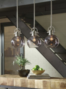 The Johano Glass Pendant Light
