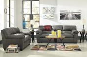 The 5pc Bladen Steel Living Room Package