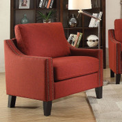 The Zapata Red Chair