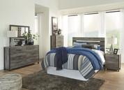 The Cazenfeld Panel Headboard Collection