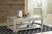 The Fregine Lift-Top Coffee Table Set