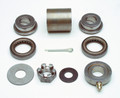 Roller bearing steering kit with bushing for 1965-66