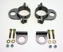 Tie-Down Kit, 1965-66 Mustang, front and rear (will not fit 8'' axles) (instructions included)