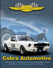 Cobra Automotive Catalog