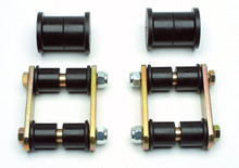 Street and High Performance Shackle Kit 1965-73 (Fits stock size spring eyes)