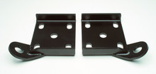 Leaf Spring Lower Mounting Plates 1965-73 (pair)