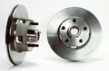 "Pictured:  1965-67 Mustang Front 11"" Diameter Rotors (Part # BD60208)."