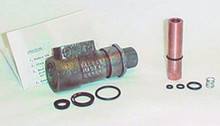 Note:  These kits do not include the proportioning valves, which are shown here for visual identification only.  Valve pictured on the left is for 1965-66; valve on the right is for 1967-69.