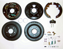 10''x 2-1/2'' Race Drum Brake Kit